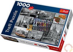 Trefl Amszterdam kollázs 1000 db-os (10352)