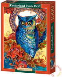Castorland David Galchutt, Kék bagoly 1500 db-os