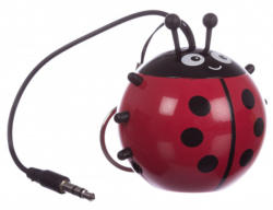 KitSound Mini Buddy Ladybird KSNMBLB