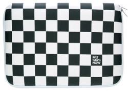 "Pat Says Now Checker Flag 15.4"""