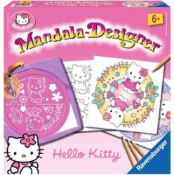 Ravensburger Mandalarajzoló - Hello Kitty