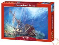 Castorland Elsüllyedt gálya 2000 db-os (C-200252)