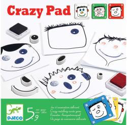 DJECO Crazy Pad - Bolondos Arcok