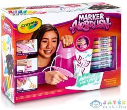 Crayola Kis művész festékszóró - rózsaszín