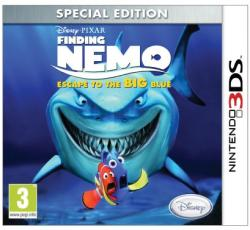 THQ Finding Nemo Escape to the Big Blue (3DS)