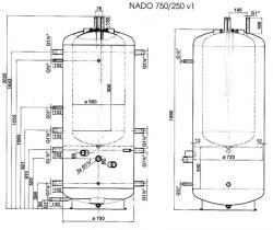 Dražice (DZD) NADO 750/200 V1