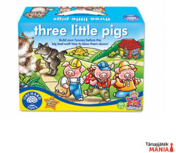 Orchard Toys Három kismalac