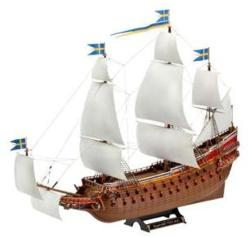 Revell Swedish Regal Ship Vasa 1/150 5414
