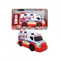 Dickie Toys Szirénás mentőautó