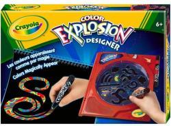 Crayola Color Explosion Designer - Színező és tervező asztal