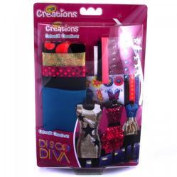 Crayola Creations - Diszkó díva ruhatervező