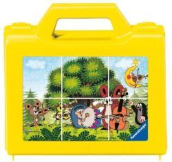 Ravensburger Kisvakond 3x2 db kockapuzzle