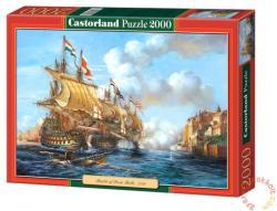 Castorland Az1739-es Porto Bello-i csata 2000 db-os (C-200245)