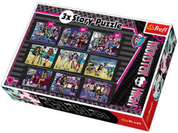 Trefl Monster High 390 db-os (90308)