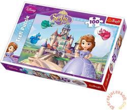 Trefl Disney - Szófia hercegnő 100 db-os (16226)