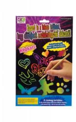 Creative Kids Karcolós kreatív játék - szívárvány