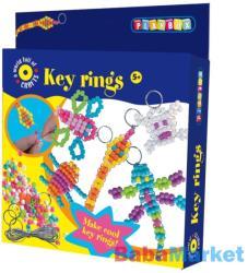 Playbox Kulcstartó készítés - gyöngyök