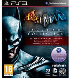 Warner Bros. Interactive Batman Arkham Collection (PS3)