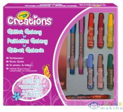 Crayola Csillámos ragasztó készlet jeges hatású filcekkel