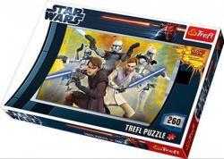 Trefl Star Wars: A Klónok háborúja 260 db-os (13130)