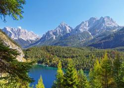 Castorland Tó az Alpokban Ausztria 3000 db-os (C-300242)