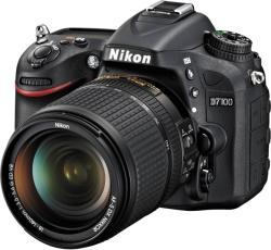 Nikon D7100 + 18-140mm VR