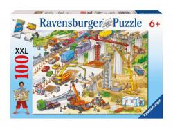 Ravensburger Építkezés 100 db-os (108961)