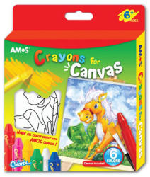 Colorix Canvas készlet - ló