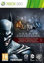 Warner Bros. Interactive Batman Arkham Collection (Xbox 360)