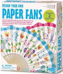 4M Készíts papírlegyezőt