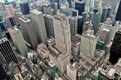 Piatnik New York légifelvétel 1000 db-os