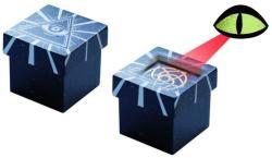 DJECO Mágia Oculus - Belelátás a fekete dobozba bűvésztrükk