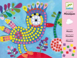 DJECO Mozaik - Madár és katica