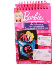 Fashion Angels Barbie bársony képeslap szett
