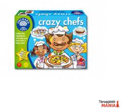 Orchard Toys Bolondos szakácsok - Crazy Chefs