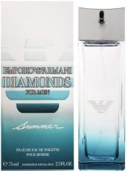 Giorgio Armani Emporio Armani Diamonds for Men Summer EDT 75ml Tester