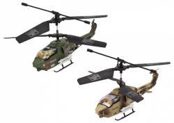 Buddy Toys 3CH Helikopter Flight Mission - 2db (BRH 317F10)