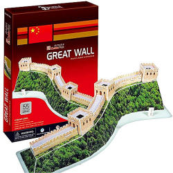CubicFun Kínai Nagy Fal 55 db