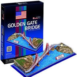 CubicFun Golden Gate híd 20 db 3D