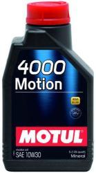 Motul 4000 Motion 10W-30 1L