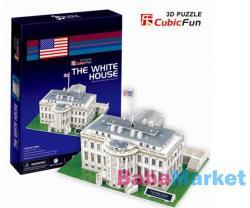 CubicFun 3D puzzle A Fehér Ház 64 db-os (C060H)