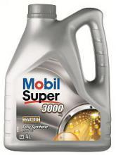 Mobil Super 3000 X1 Formula FE 5W40 4L