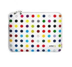 Case Scenario Smiley Dots 15.4""