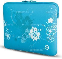 "be.ez LA robe Moorea for MacBook Air 13"" - Blue/Flowers (101000)"