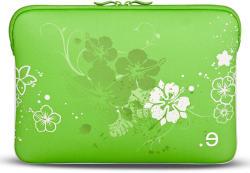 "be.ez LA robe Moorea for MacBook Air 13"" - Green/Flowers (101001)"
