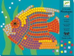 DJECO Mozaik kirakó - Halak (DJ08892)