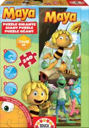 Educa Maja a méhecske 240 db-os óriás puzzle (15092)
