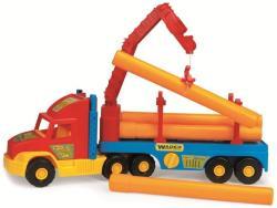 Wader Super Truck kocsi építkezéshez