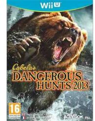 Activision Cabela's Dangerous Hunts 2013 (Wii U)