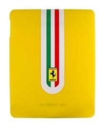 Ferrari Stradale Series Faceplate for iPad - Yellow
